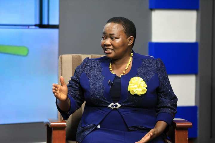 nabbanja - Prime Minister Robbinah Nabbanja Is Scared For Her Life After Receiving Death Threats From Mafias For Exposing Their Corruption Deals.