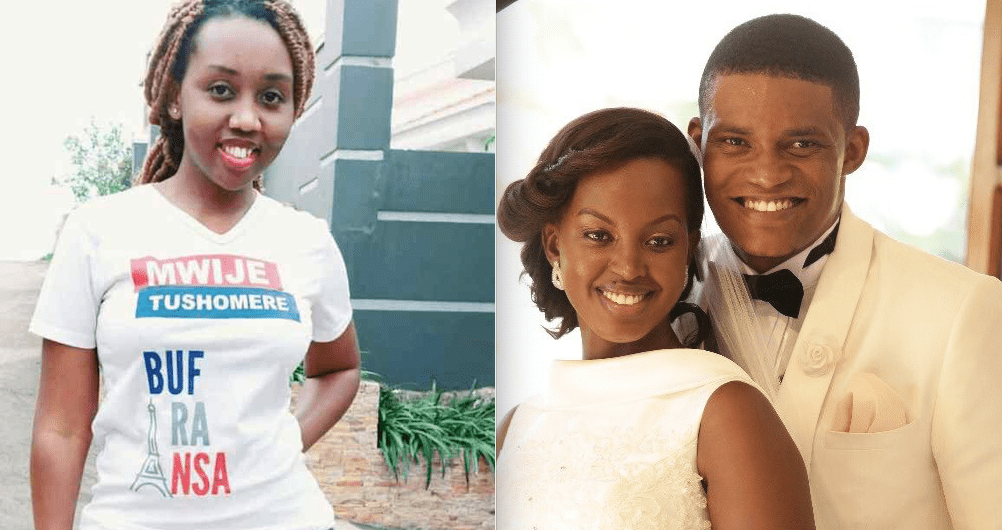 kabr - BUSTED: Andrew Kabuura Has Allegedly Been Cheating On His Wife Flavia Tumusiime With French Embassy Worker Mercy Twinomujuni.