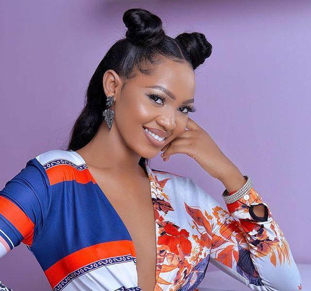 spice - Singer Spice Diana Just Can't Hide Her Joy After Earning Her First AFRIMA Nomination.